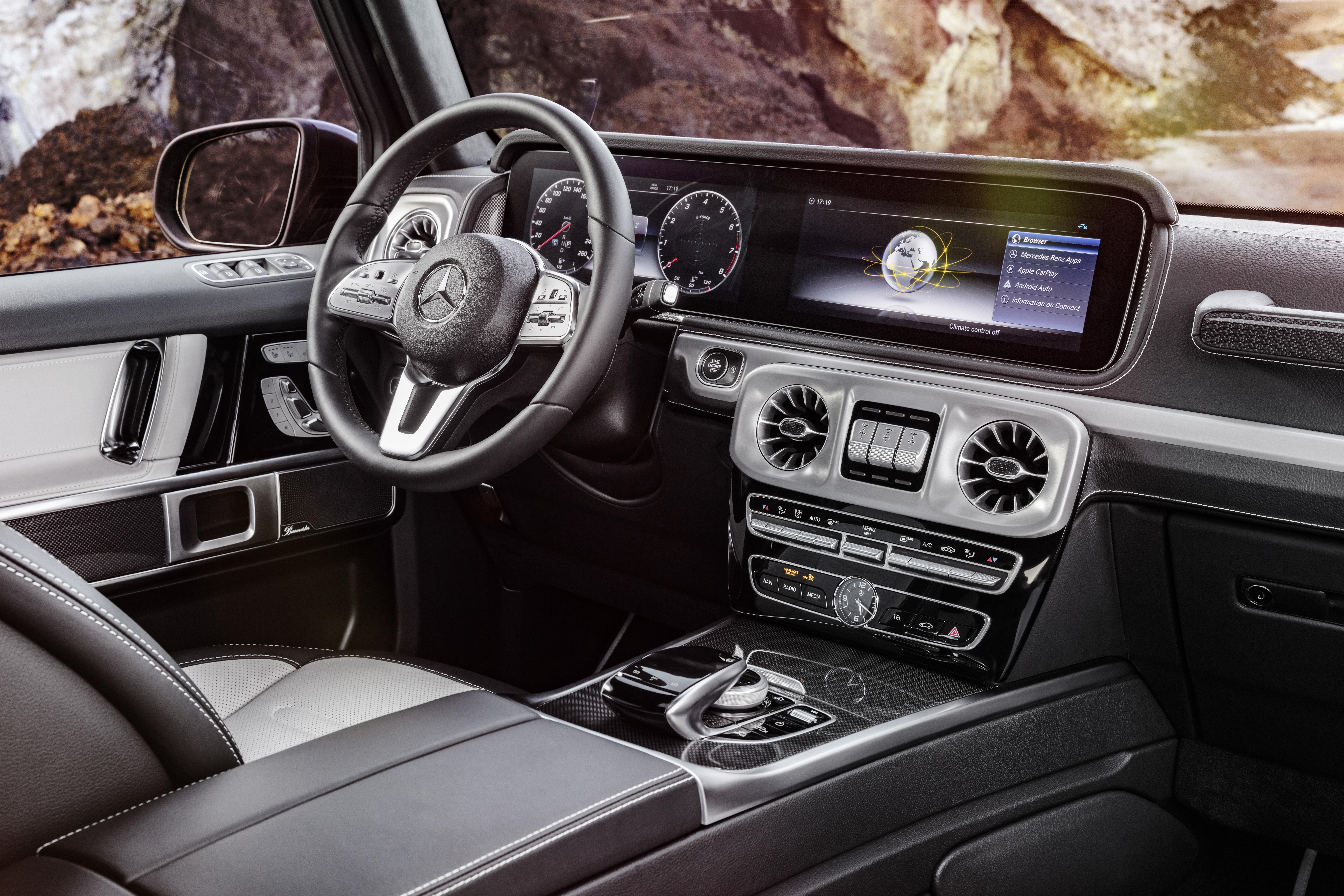 Mercedes-Benz G-Klasse 2018 Mercedes-Benz G-Class 2018