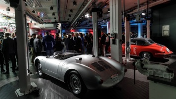 Neujahrsempfang der Porsche AG im Porsche Museum in Stuttgart am 25.01.2018 | Foto: Jörg Eberl | www.eberl-photo.de | T: +49 152 01788990