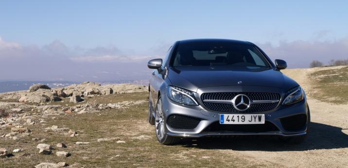 Mercedes c250d coupe AMG 2018 infoblogmotor.com