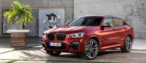 BMW X4 xDrive M40d