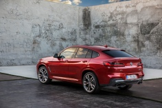 The new BMW X4 xDrive M40d