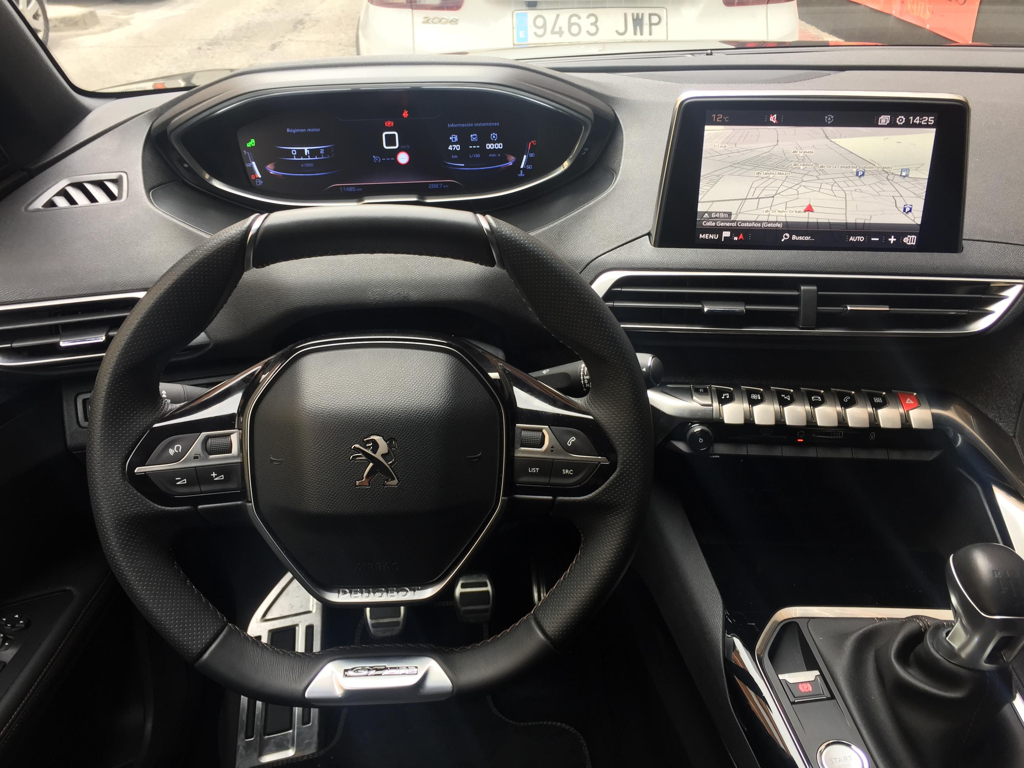 Peugeot 5008 2018 GT Line infoblogmotor.com
