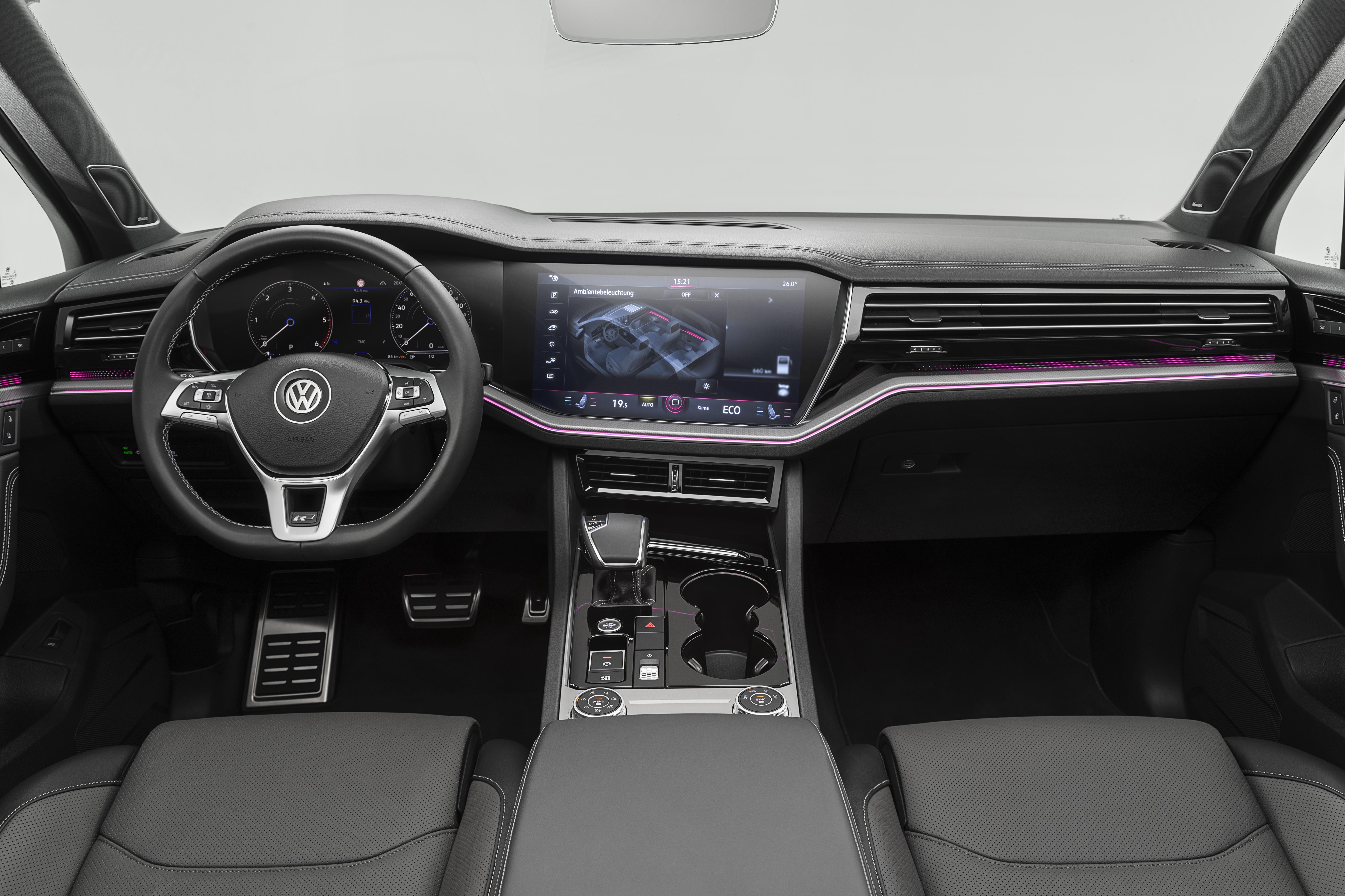 Innovision Cockpit Volkswagen Touareg 2018