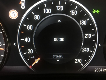 Cronómetro OPEL Insignia Grand Sport 1.5 Turbo 165 CV
