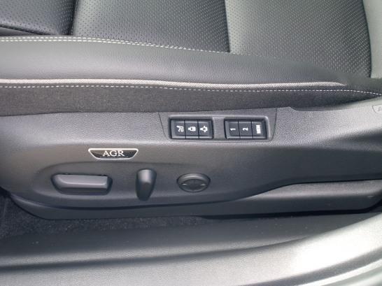Reglajes asiento conductor OPEL Insignia Grand Sport 1.5 Turbo 165 CV