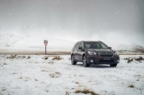 Subaru Outback Executive Plus S 10