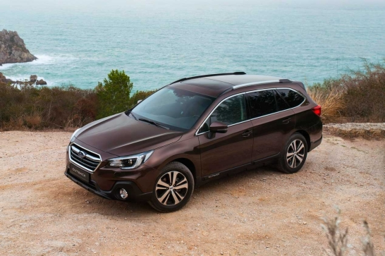 Subaru Outback Executive Plus S 3