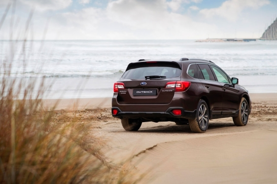 Subaru Outback Executive Plus S 4