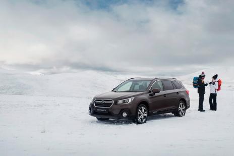 Subaru Outback Executive Plus S 5
