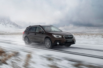 Subaru Outback Executive Plus S 6