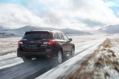 Subaru Outback Executive Plus S 8