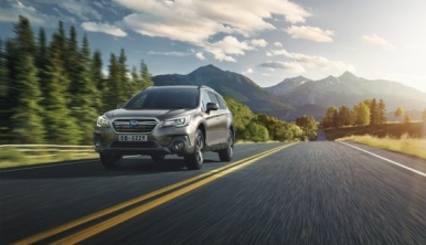 Subaru Outback Executive Plus-S