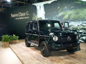 Mercedes Benz Clase G 2018