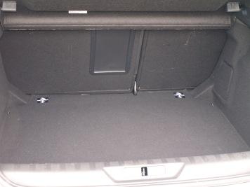 Maletero del Peugeot 308 GTI
