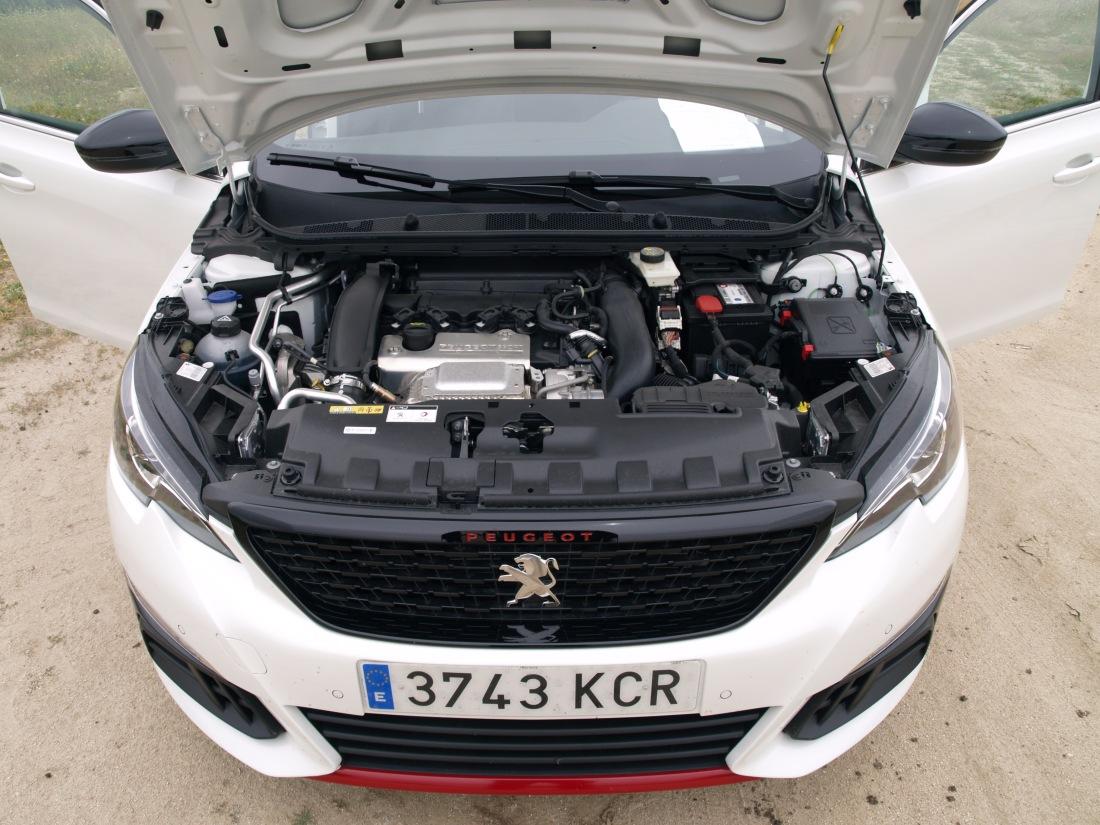 PEUGEOT 308 GTI prueba infoblogmotor.com