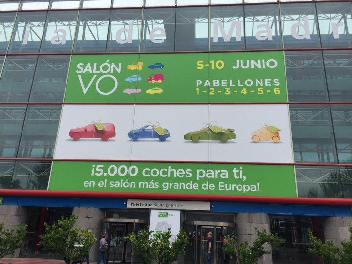 salon VO MADRID