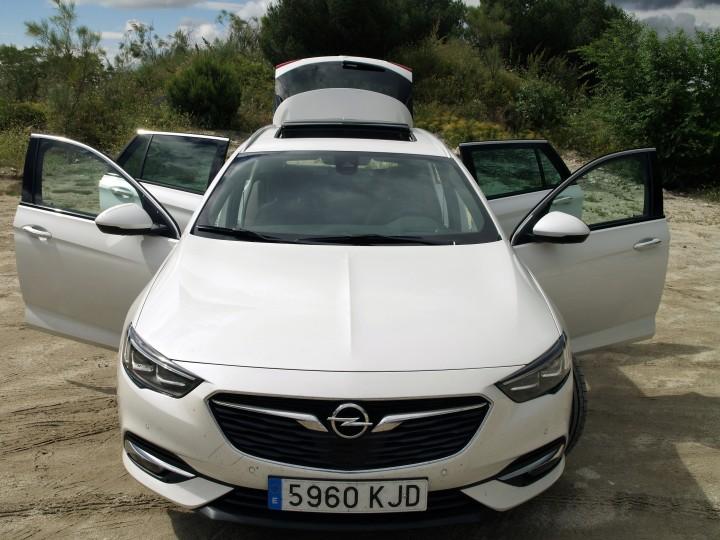 Opel Insignia Sports Tourer 2.0 CDTi Biturbo 210CV 4x4