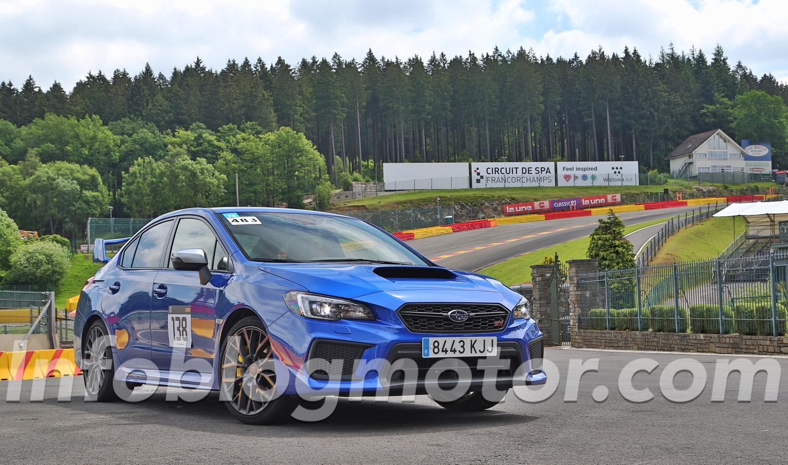 Para Subaru Impreza 2.0 2.5 WRX Delantero Perforado Discos De Freno Y Pastillas de freno Brembo