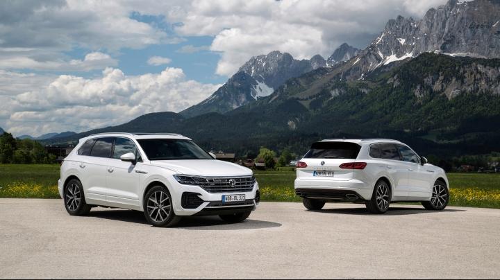 nuevo Volkswagen Touareg 2018