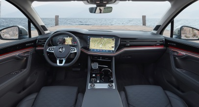 Nuevo Volkswagen Touareg 2018 infoblogmotor.com