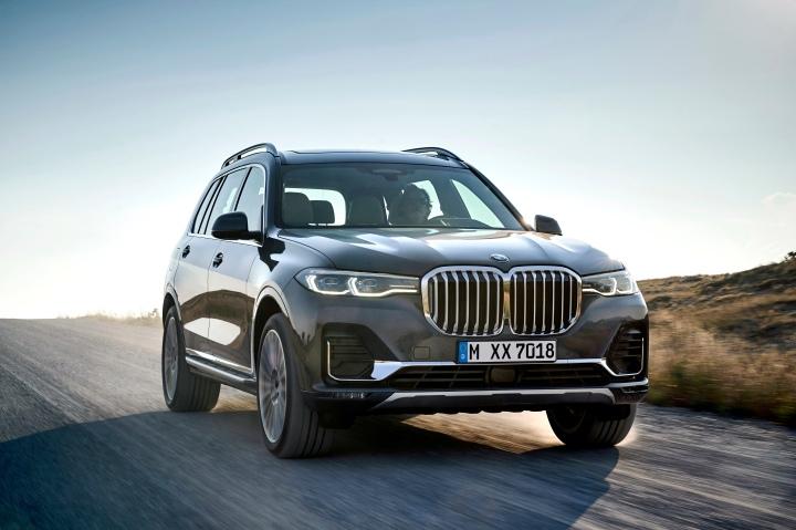 BMW X7 2019 infoblogmotor.com