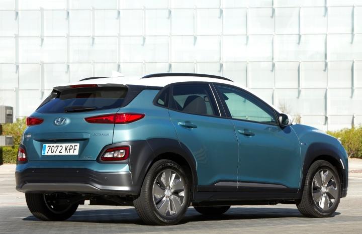 Hyundai Kona Eléctrico infoblogmotor.com