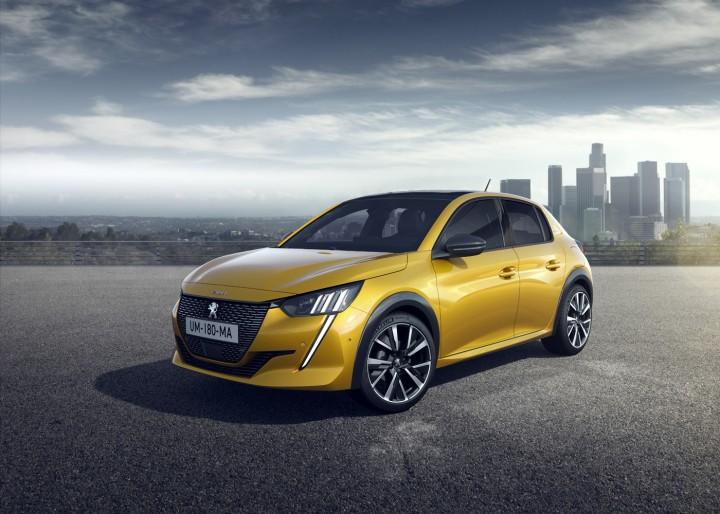 Peugeot 208 2019 infoblogmotor.com