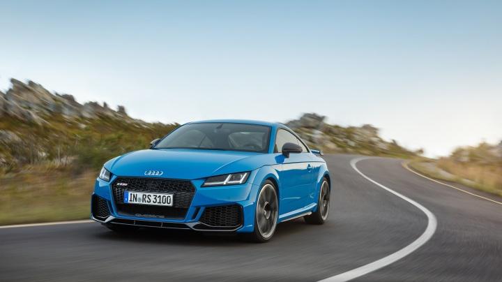 Audi TT RS Coupé 2019 infoblogmotor.com