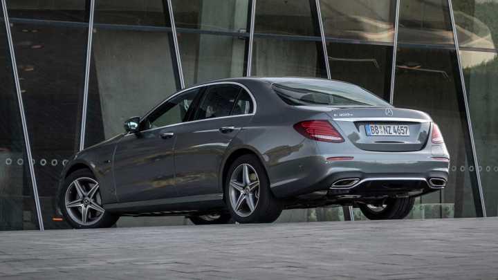 Mercedes-Benz Clase E 300e 2019 infoblogmotor.com