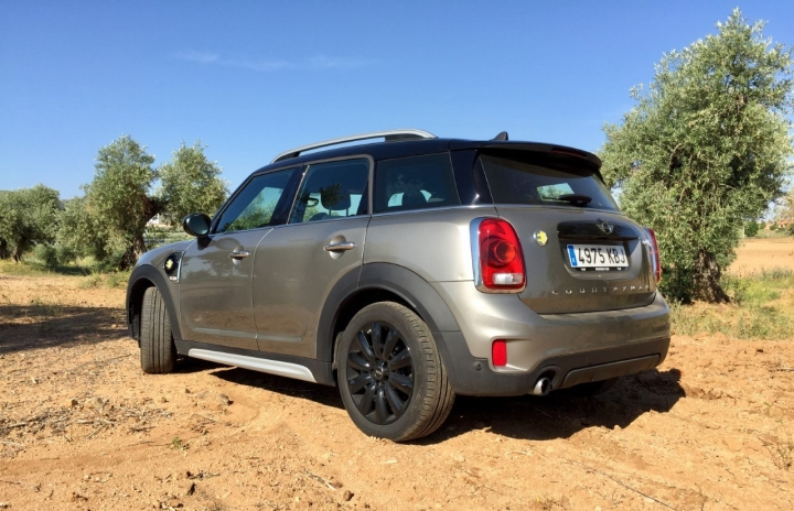 Mini Countryman All4 Hibrido Enchufable Junio 2018 6