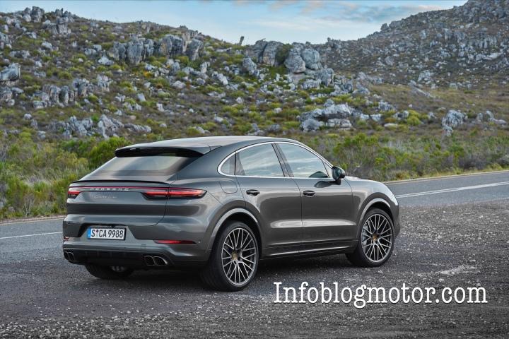 Porsche Cayenne Coupe 2019 infoblogmotor.com