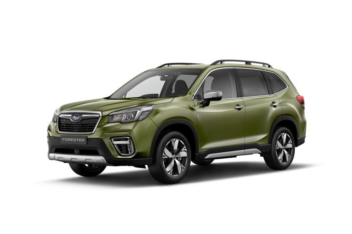 Nuevo Subaru Forester infoblogmotor.com