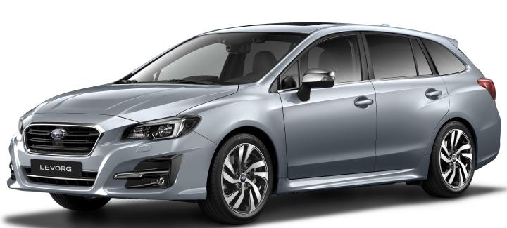 Subaru Levorg front LR infoblogmotor.com