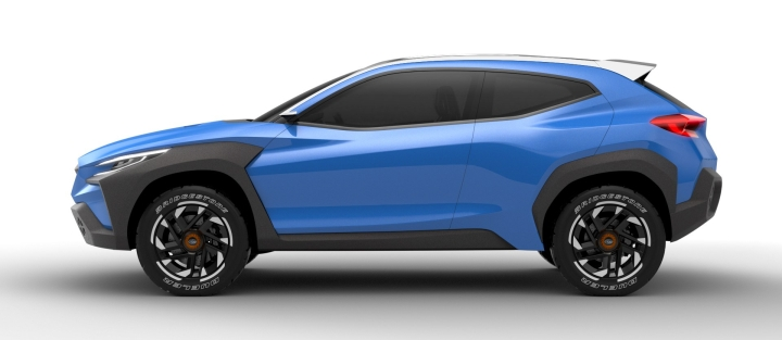 Subaru VIZIV ADRENALINE CONCEPT side HR infoblogmotor.com