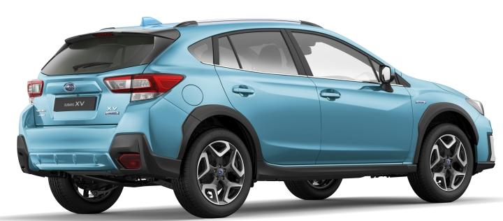 Subaru XV hibrido 2019 infoblogmotor.com