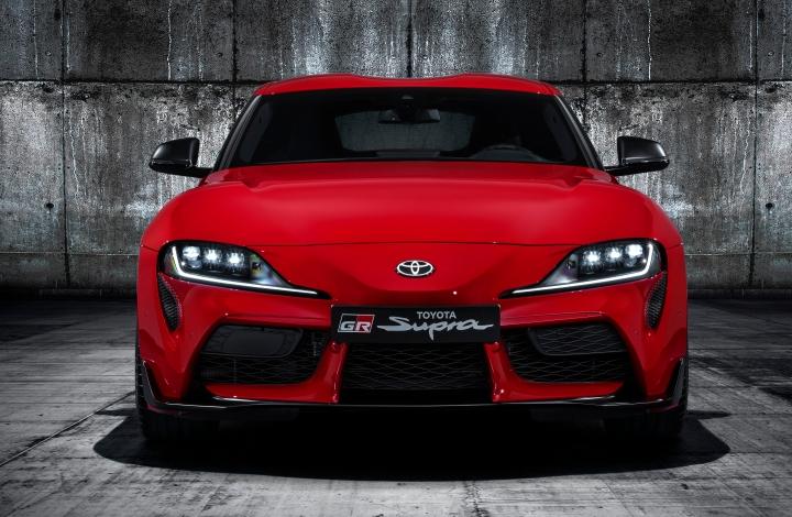 Toyota GR Supra 2019 infoblogmotor.com