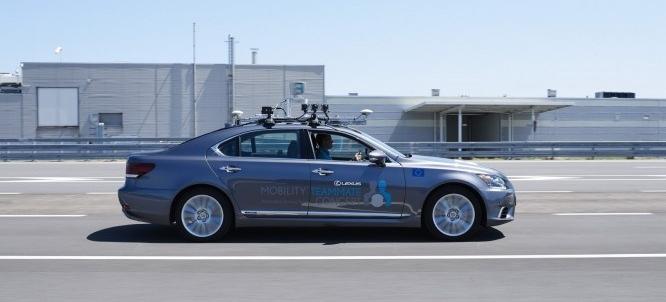 Lexus LS el proyecto europeo 'L3Pilot' infoblogmotor.com