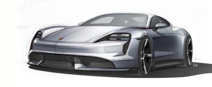 Porsche Taycan 2019 infoblogmotor.com