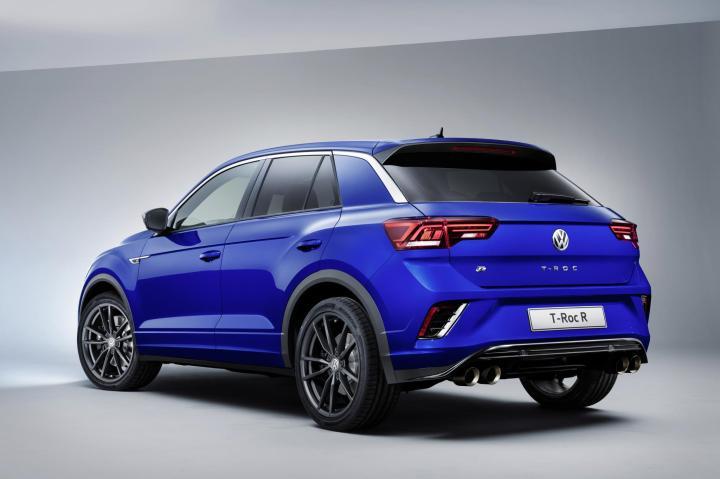 Volkswagen T-Roc R line - infoblogmotor.com