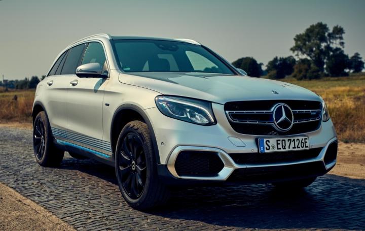 Mercedes Benz  GLC F-CELL 2019 infoblogmotor.com