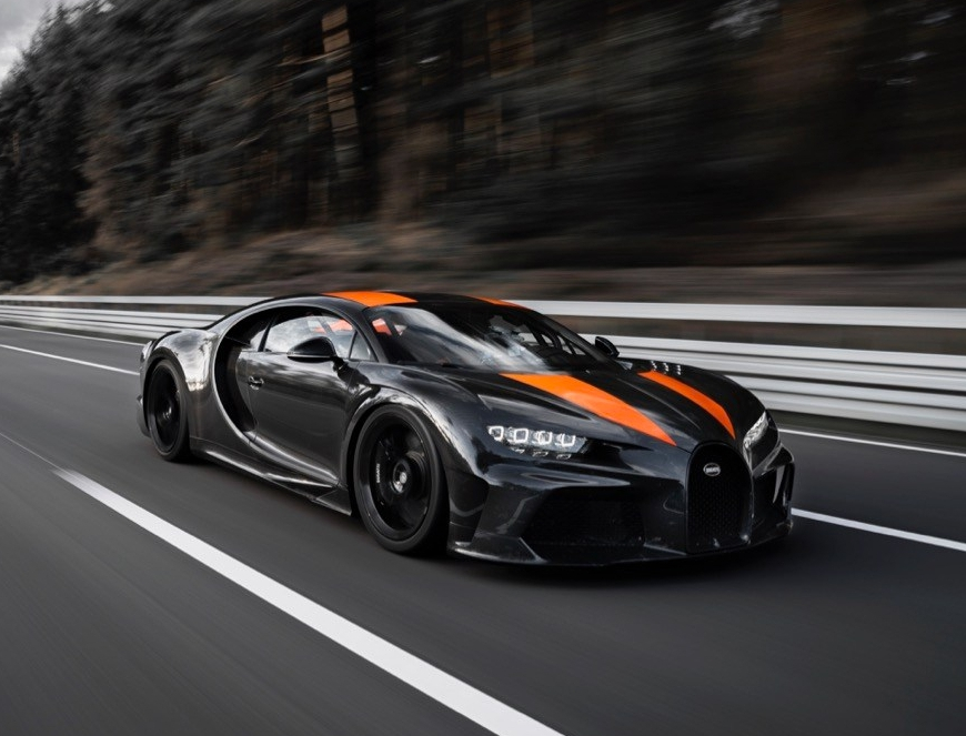 Bugatti Chiron Récrod