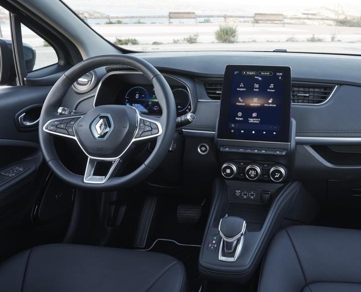 Renault ZOE - infoblogmotor.com