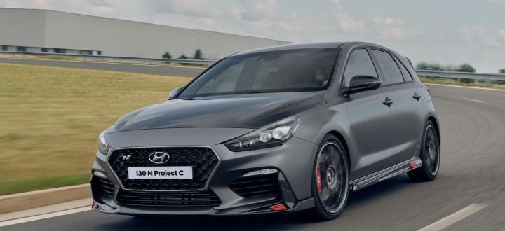 Hyundai i30 N Project C 2020 infloblogmotor.com