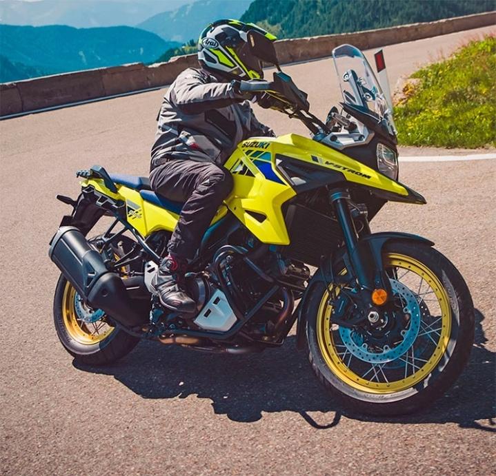 Suzuki 1050 V-Strom 2020 Infoblogmotor.com