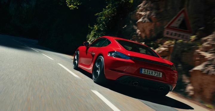 Porsche 718 Spyder y 718 Cayman GT4 infoblogmotor.com